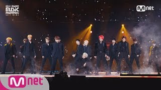 [2017 MAMA in Japan] SEVENTEEN&NU'EST W_HEAVEN