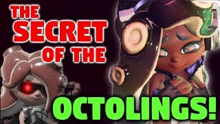 Secret of the Octolings REVEALED! The Mysterious Octoling Theory