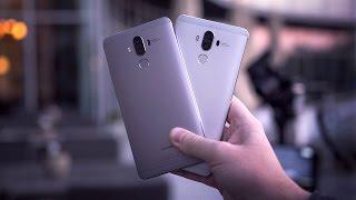 Ein guter Ersatz fürs Note 7? Huawei Mate 9 Doppel-Unboxing! - felixba