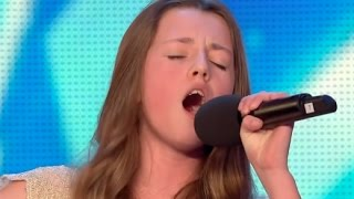 Little Girl SHOCKS The Entire Audience With Her Voice