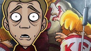KFC Role Reversal Gets DARK - Character Design Session!