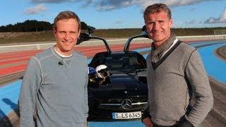 David Coulthard vs. Matthias Malmedie - GRIP - Folge 228 - RTL2