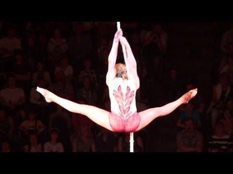мелани, разминающиеся цирковые акробатки видео девушек, красивых