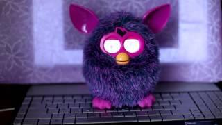 Злой русский Ферби Angry Evil Russian Furby от Hasbro