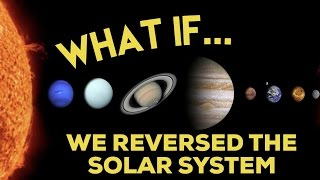 WHAT IF WE REVERSED THE SOLAR SYSTEM