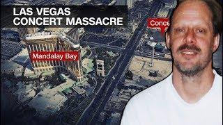 Strange Things About the Las Vegas Massacre