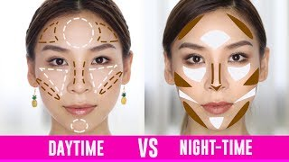 How to a Contour for Day and Night-Time