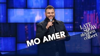 Comedian Mo Amer Shared His Refugee Background With Eric Trump