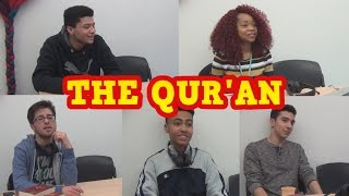 Teens React To The Qur