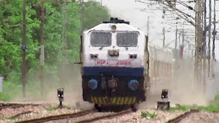 180 KM/HR TRIAL RUNS : Talgo Train beats Gatimaan Express Speed on IR