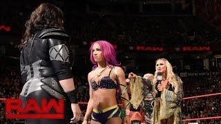 Sasha Banks demands a rematch: Raw, Nov. 21, 2016