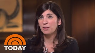 New York Stock Exchange's First Female President Starts Her First Day | TODAY