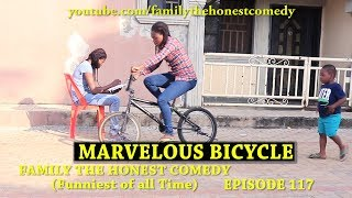 MARVELOUS BICYCLE (Mark Angel Comedy) (Family The Honest Comedy) (Episode 117)