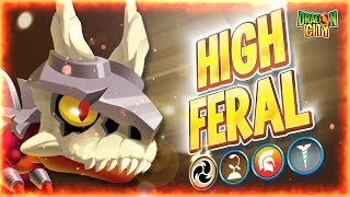 High Feral Dragon! First Heroic with Primal Element is here!