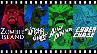 Remember Those Direct-To-Video SCOOBY-DOO Movies?