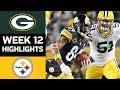 Packers vs. Steelers | NFL Week 12 Game ...mp3