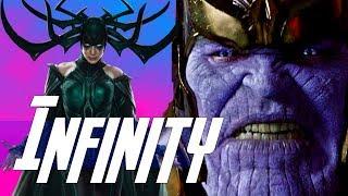 Hela in Avengers 4 & the Thor & Groot Friendship & Suprise MCU Heroes in Avengers Infinity War