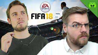 Anpfiff! Sep und Chris testen an 🎮 Fifa 18 Demo
