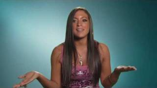 """21 Questions with Sammi """"Sweetheart"""" from Jersey Shore"""