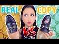 REAL vs COPY GUCCI LOAFERS - $1000 DIFFE...mp3