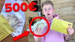 FAN SCHENKT MIR 500€ !!! 😳 WTF ?! II RayFox