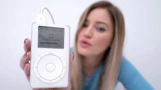 THE FIRST iPOD!!