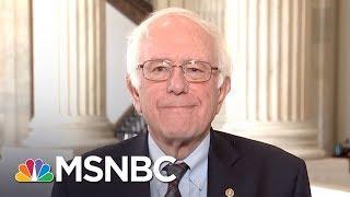 Senator Bernie Sanders: GOP Tax Bill Is Simply A