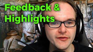Feedback & Highlights vom 12.11.-18.11.