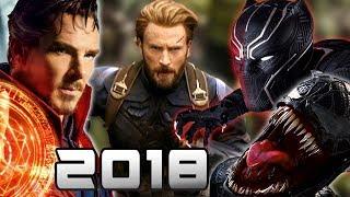8 Superhelden-Filme die du 2018 nicht verpassen darfst.. Ernsthaft!