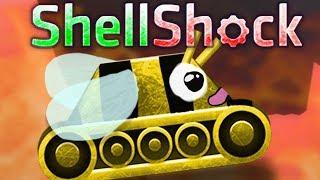 Die Killer-Bienen「ShellShock Live」