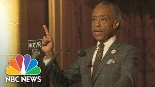 Reverend Al Sharpton: Now Is The Time To Stand Up Like Dr. Martin Luther King | NBC News