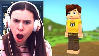 REACTING TO MINECRAFT 2 ANNOUCEMENT TRAILER!!!