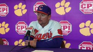 TigerNet.com - Monte Lee talks series loss to Wright St