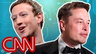 Elon and Zuckerberg