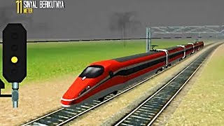 Euro Train Simulator (Level 3 Scenario 1-4) (Android Game)