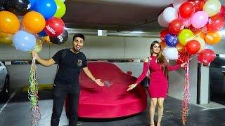 BIRTHDAY SURPRISE IN DUBAI !!!