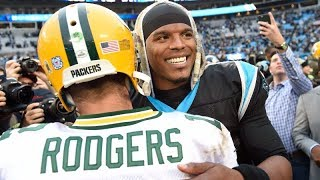 Cam Newton has the advantage over Aaron Rodgers in Packers-Panthers | ESPN
