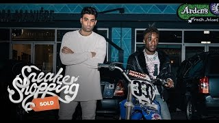 Lil Uzi Vert Goes Sneaker Shopping with Complex