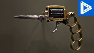 10 Most Dangerous Melee Weapons You
