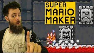 The 100 Mario Pacifist Challenge [SUPER MARIO MAKER]