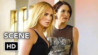 DCTV Crisis on Earth-X Church Fight Scene - The Flash, Arrow, Supergirl, DC
