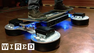 Riding the New Hendo Hoverboard 2.0 Is Like Levitating the Gnar | OOO with Brent Rose