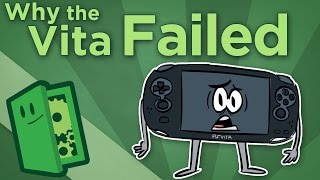 Why the Vita Failed - PlayStation