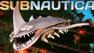 THERE IS SOMETHING BEHIND ME | Subnautica #4