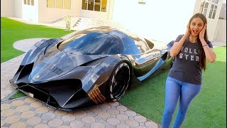 THE CRAZY 5000HP DEVEL SIXTEEN *THE WORLDS CRAZIEST SUPERCAR* !!!