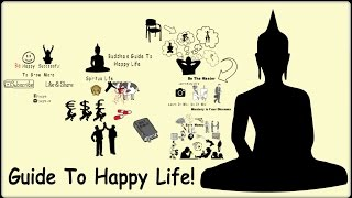 How To Live Happy Life | Buddha