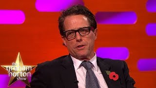 Hugh Grant Fired His Agent Because He Saw His Anus | The Graham Norton Show