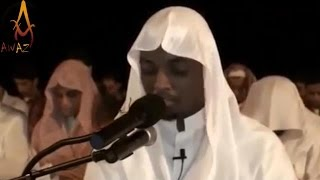 Quran Recitation Really Beautiful Amazing Crying Surah Al Qiyamah By Sheikh Ibrahim Jabarti  || AWAZ