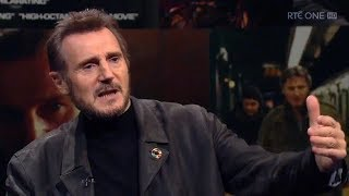 Liam Neeson calls sexual harassment scandal a