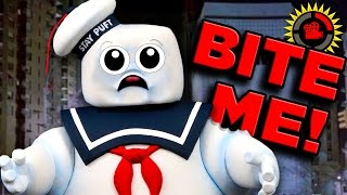 Film Theory: Ghostbusters - HOW MANY Calories is Stay Puft Marshmallow Man?